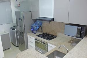 Apartamentos Suiteline Plus – Vista infinita, Апартаменты  Санта-Марта - big - 22
