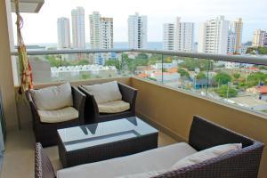 Apartamentos Suiteline Plus – Vista infinita, Апартаменты  Санта-Марта - big - 19