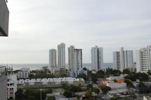 Apartamentos Suiteline Plus – Vista infinita, Апартаменты  Санта-Марта - big - 18