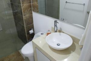 Apartamentos Suiteline Plus – Vista infinita, Апартаменты  Санта-Марта - big - 14