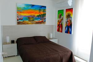 Apartamentos Suiteline Plus – Vista infinita, Апартаменты  Санта-Марта - big - 12