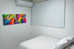 Apartamentos Suiteline Plus – Vista infinita, Апартаменты  Санта-Марта - big - 11