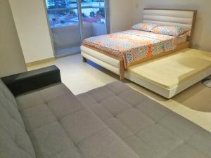 Apartamentos Suiteline Plus – Vista infinita, Апартаменты  Санта-Марта - big - 7