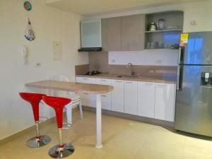 Apartamentos Suiteline Plus – Vista infinita, Апартаменты  Санта-Марта - big - 5