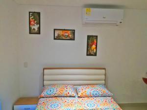 Apartamentos Suiteline Plus – Vista infinita, Апартаменты  Санта-Марта - big - 3