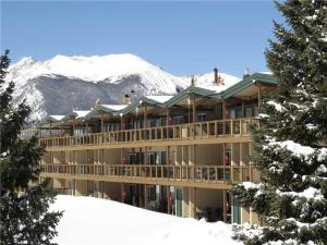 Lake Dillon Condos 212, Apartmány  Dillon - big - 11