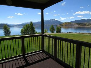 Lake Dillon Condos 212, Apartmány  Dillon - big - 10