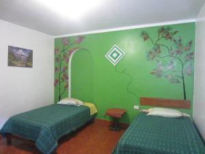 Vacahouse 2 Eco-Hostel, Hostely  Huaraz - big - 36