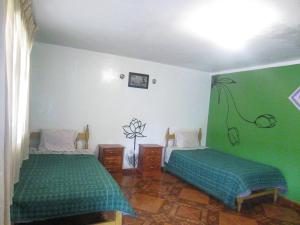 Vacahouse 2 Eco-Hostel, Hostely  Huaraz - big - 33