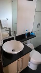 Apartaestudio Amoblado, Apartments  Chía - big - 3