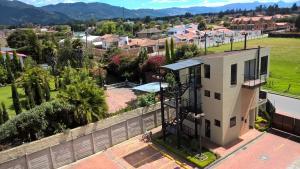 Apartaestudio Amoblado, Apartments  Chía - big - 13