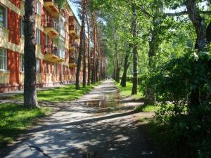 Квартира в Академгородке - Morozovo