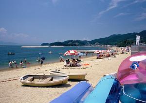 Shodoshima Seaside Hotel Matsukaze, Ryokany  Tonosho - big - 58