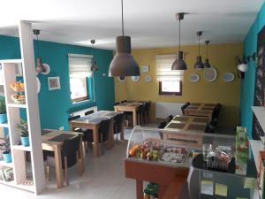 Guest House Plitvice Villa Verde, Penziony  Jezerce - big - 20