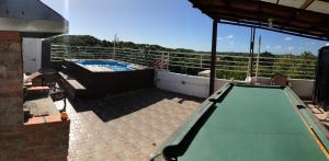 Cómo Apartamento Con Terraza Pool