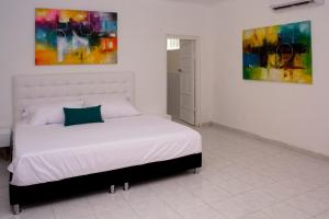 Beautiful 11 Bedroom Mansion near the Old City, Case vacanze  Cartagena de Indias - big - 21