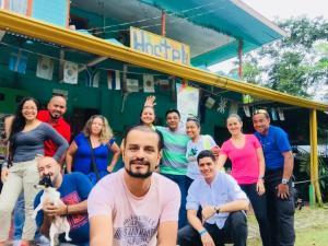 Hostel Casa Chirripo, Pensionen  Herradura - big - 30