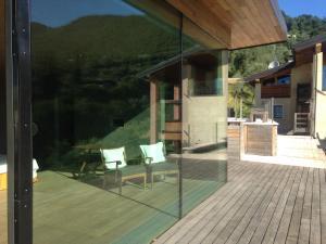 Bio Due Di Moro, Hétvégi házak  Gardone Riviera - big - 57