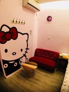 Jiufen Rita's House, Privatzimmer  Jiufen - big - 13