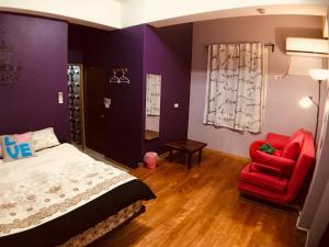 Jiufen Rita's House, Privatzimmer  Jiufen - big - 18