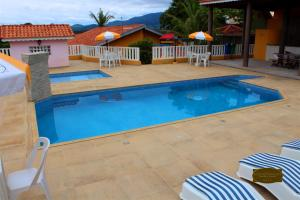 Chalé Recanto Monte Sinai, Lodge  Piracaia - big - 1