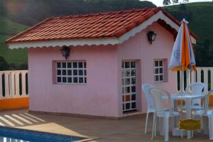 Chalé Recanto Monte Sinai, Lodges  Piracaia - big - 25