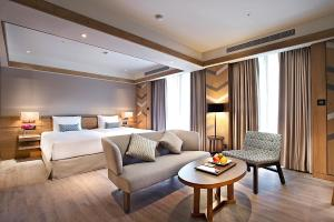 Hotel Royal Chihpin, Hotely  Wenquan - big - 116