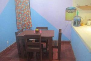 Casa Del Venadito Azul