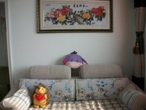 金荷之家, Appartamenti  Zhoushan - big - 22