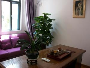金荷之家, Appartamenti  Zhoushan - big - 5