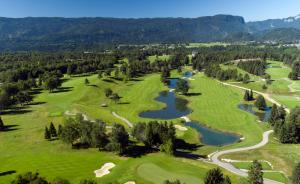 King's and Lake's House Golf Course Royal Bled, Hotels  Lesce - big - 37