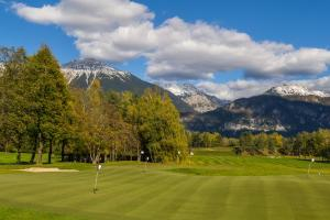 King's and Lake's House Golf Course Royal Bled, Hotels  Lesce - big - 31