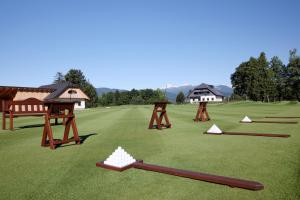 King's and Lake's House Golf Course Royal Bled, Hotels  Lesce - big - 33