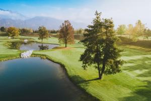 King's and Lake's House Golf Course Royal Bled, Hotels  Lesce - big - 30