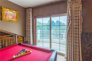 William Castle's Home Party Villa, Ville  Chongqing - big - 7
