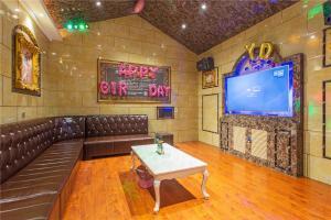 William Castle's Home Party Villa, Ville  Chongqing - big - 17