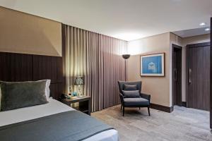 Slaviero Conceptual Palace, Hotely  Curitiba - big - 8