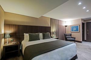 Slaviero Conceptual Palace, Hotely  Curitiba - big - 9