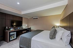 Slaviero Conceptual Palace, Hotely  Curitiba - big - 10