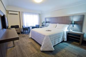 Slaviero Conceptual Palace, Hotely  Curitiba - big - 17
