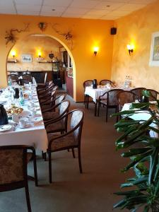 Hotel-Restaurant Pension Poppe, Hotel  Altenhof - big - 23