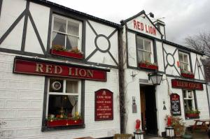 The Red Lion Inn & Restaurant