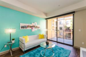 Premier DTLA Convention Center Apartment, Apartmány  Los Angeles - big - 8
