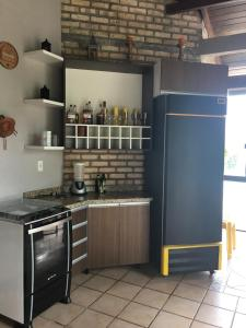 Casa Aconchegante, Дома для отпуска  Флорианополис - big - 2