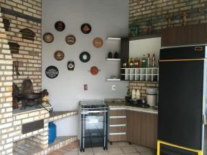 Casa Aconchegante, Holiday homes  Florianópolis - big - 11