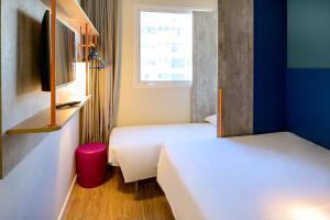 IBIS Budget Santos Gonzaga, Hotels  Santos - big - 2