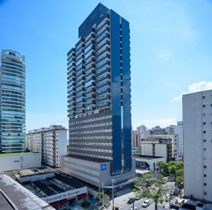 IBIS Budget Santos Gonzaga, Hotels  Santos - big - 1