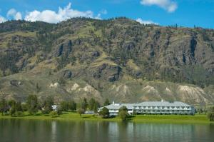 South Thompson Inn & Conference Centre, Hotely  Kamloops - big - 38