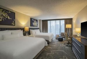 Deluxe Double Room with Two King Beds