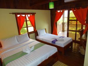 Ratanakiri Paradise Hotel & SPA, Hotels  Banlung - big - 3